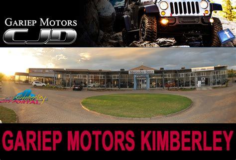 gariep motors kimberley mercedes chrysler jeep