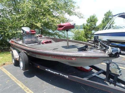 ranger bass boat without motor ranger 361 v boats for sale