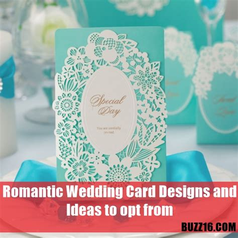 40 wedding card designs and ideas to opt from