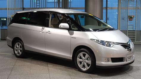 U Of Toyota Toyota Previa 2015 Reviews Prices Ratings With Various