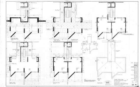 Salk Institute Floor Plan | oskar mielczarek