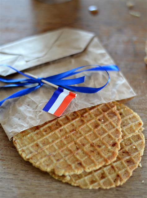 caramel waffle cookies recipe traditional waffles with caramel filling