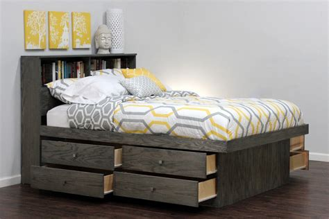 queen beds with drawers queen storage beds with drawers ideas interior exterior homie