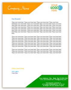 Letterhead Template by Keeping It Simple Letterhead Template