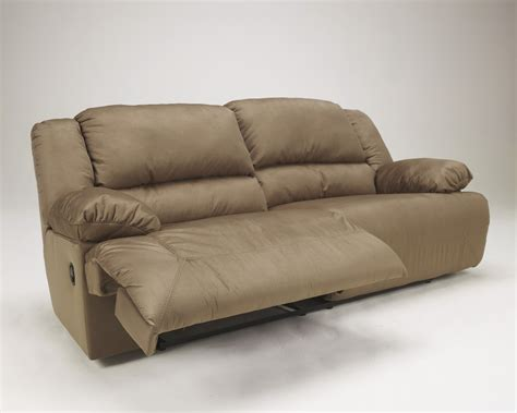 ashley furniture reclining sofa and loveseat 5780281 ashley furniture hogan mocha 2 seat reclining sofa