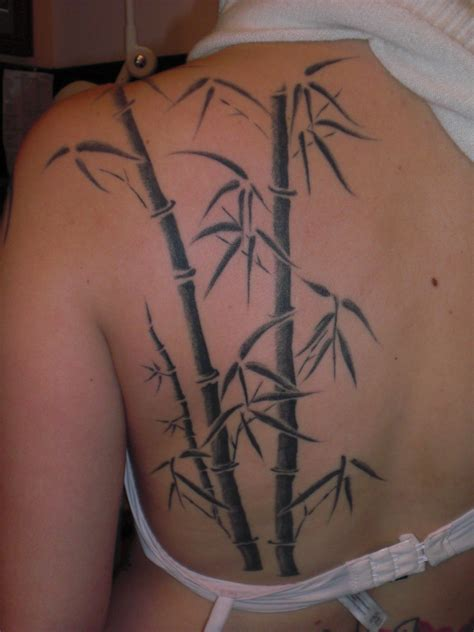bamboo tree tattoos and designs page 8