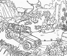 jurassic park coloring pages jurassic world spinosaurus coloring page coloring pages