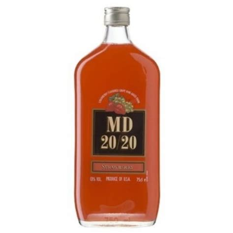 mad wine mad md 20 20 strawberry fortified wine 75cl buy cheap price uk