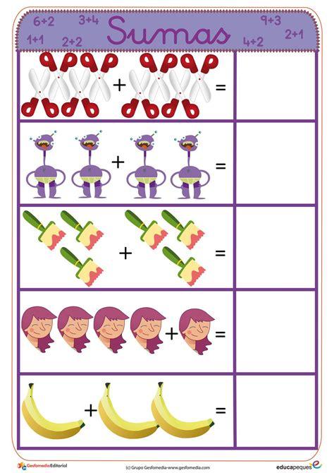 educapeques portal de educaci n infantil y primaria 2014 07 addition 3 8 pinteres