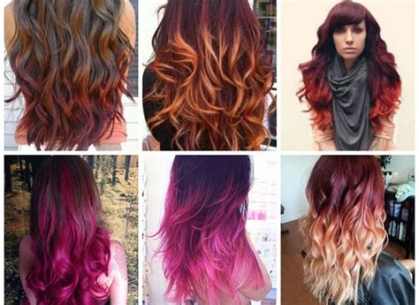 hair colors and styles 7 instagramy hair color ideas for hair