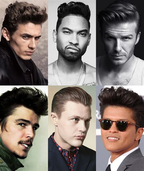 is there another word for pompadour hairstyle as my hairdresser dont no what it is miesten hiustrendit 2014 q hair