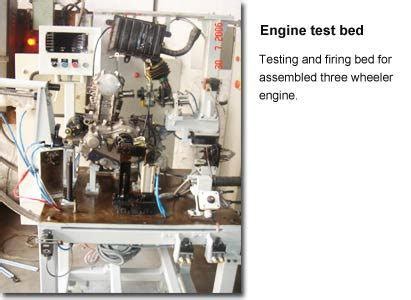 html test bed dimension pune