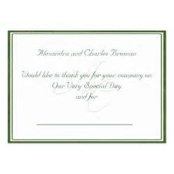 business thank you card template thank you wedding gift large business cards pack of 100