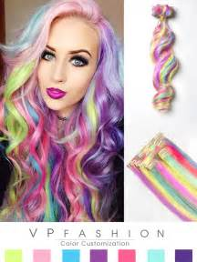 colorful extensions top 10 sale colorful human hair extensions on