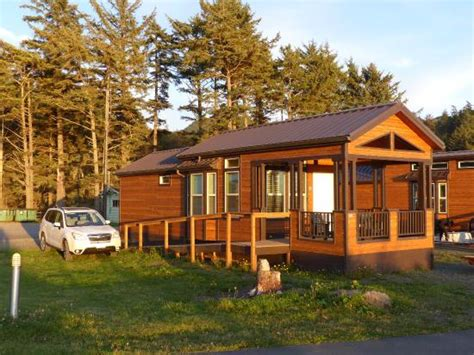 Cabins Washington Coast by Handicap Access Cabin Picture Of Hobuck Resort Neah Bay Tripadvisor