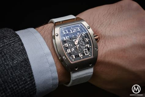 Jam Ruchard Mille 033 sihh 2016 on with the richard mille rm 67 01