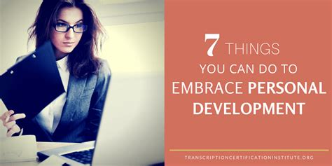 7 Things You Can Do On A Tight Budget by Personal Development Tips Archives Transcription