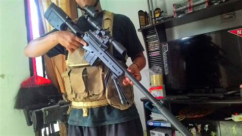 Jual Airsoft Gun Cilacap model senapan angin march 2015