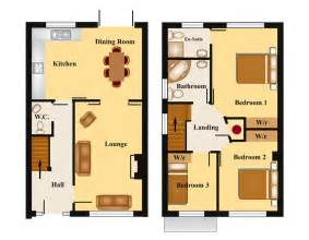 Townhouse Building Plans Townhouse Floor Plans Bedroom Townhouse Floor Plan