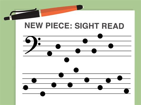 bass clef notes how to read the bass clef 9 steps with pictures wikihow