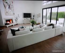 tia carrere s house living room hooked on houses