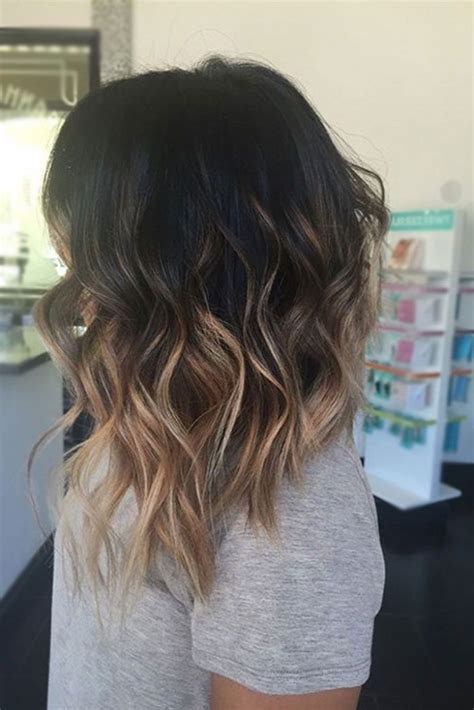 The Most Incredible ombre hair shoulder length intended for Your home   Modern HairStyle