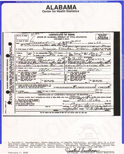 Birth Certificate Records Free How To Order A Copy Of Birth Certificate County Birth Certificate Get