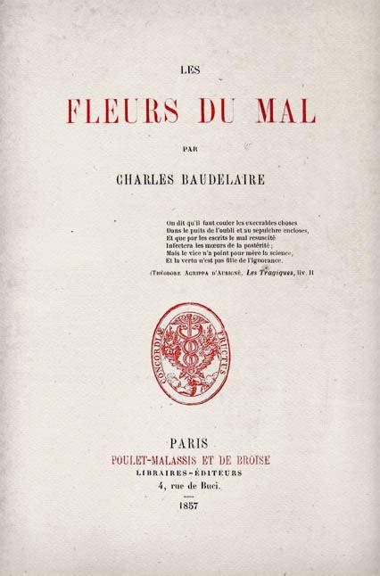 baudelaire i fiori pdf charles baudelaire i fiori poesie scelte