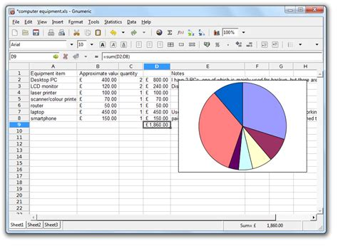 Software For Spreadsheets by Microsoft Software Free Spreadsheet Software