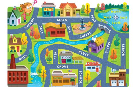 Roadmap kids road map clipart bbcpersian7 collections 2