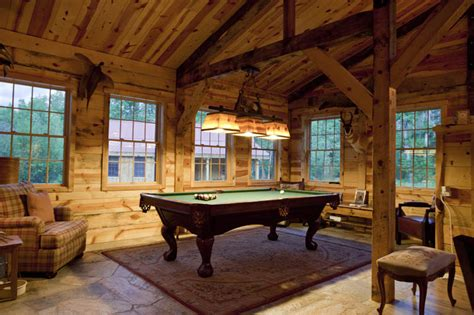 Interior Pictures Of Log Homes Reside In A Beautiful Barn Home 6
