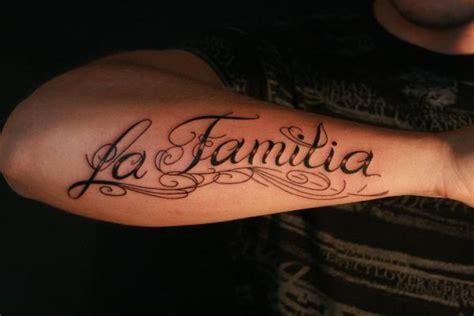 la familia tattoo designs nuestra familia tattoos