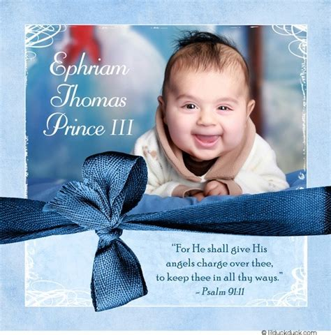 design for invitation card baptism scripture modern baby boy invitation lovely christian