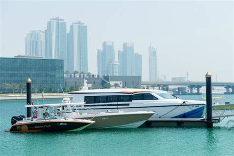 a new ferry service in abu dhabi to explore the city - Boat Service In Abu Dhabi