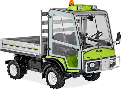 electric 4x4 vehicle garden machinery by frank nicol farm garden machinery ltd