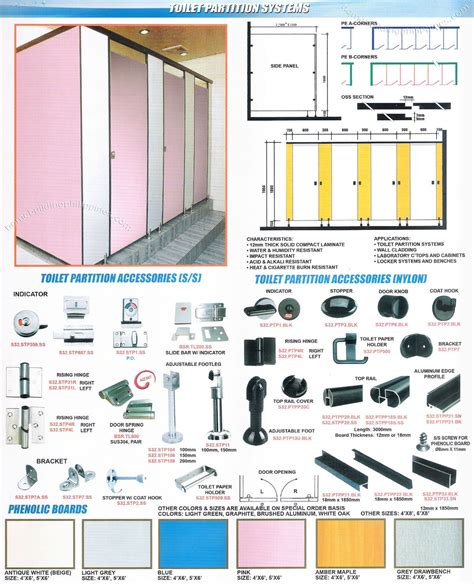 Toilet partition systems amp accessories philippines