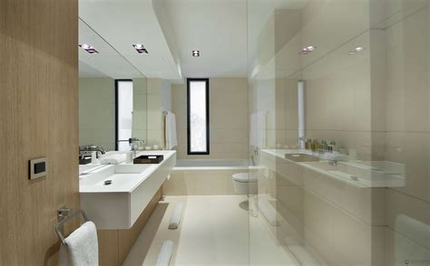 Modern Homes Bathrooms Bathroom Architecture White And Color Bathroom Modern Villa House