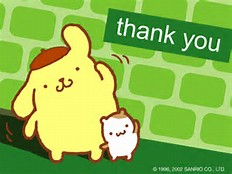 Thank You Cartoon Animation