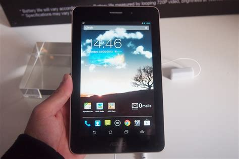 Tablet Asus Fonepad 10 Inch asus unveils 7 inch fonepad with intel atom cpu updated hardwarezone ph