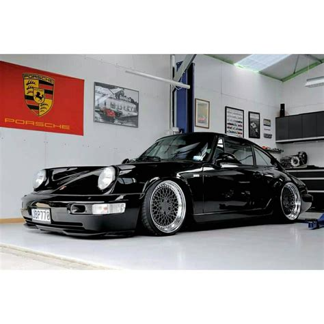 slammed porsche 911 tbt the new zealand swag cr brian chote porsche
