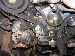 2000 Isuzu Rodeo Timing Belt Isuzu Sohc V6 Timing Belt And Water Warning Pic