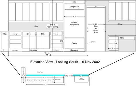 Standard Kitchen Cabinet Height Decor   Loccie Better