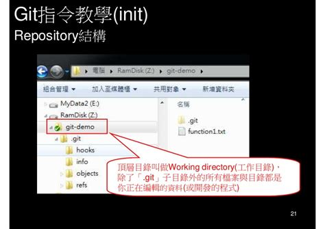 tutorial git for windows git tutorial for windows user 給 windows user 的 git 教學