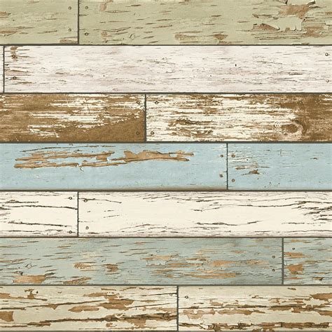 old wood wall old salem vintage wood peel and stick wallpaper sle