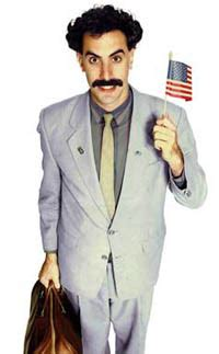 Borat Banned In Russia by Borat Banned In Russia Kazakhstan Infuriated And Humiliated