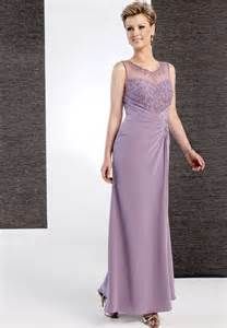Purple mother of the bride dresses for a summer wedding
