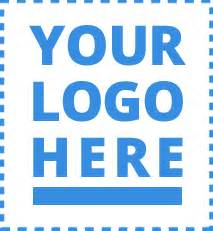 Upload your logo it s really easy