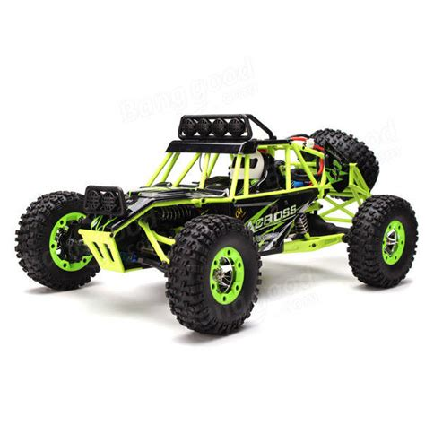 Wltoys 12428 1 12 Scale Rc Road Car Truck Vehicle 2 4g 4wd Buggy C wltoys 12428 2 4g 1 12 4wd crawler rc car with led light sale banggood