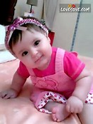 Cute Good Night Baby Girl Pics