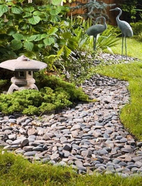 65 Philosophic Zen Garden Designs Digsdigs Pebble Rock Garden Designs